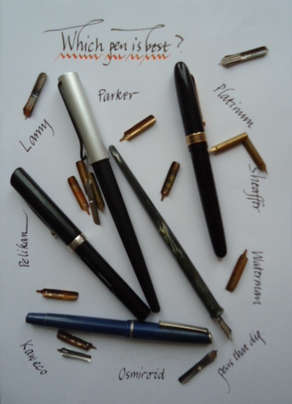Which italic pen is best?